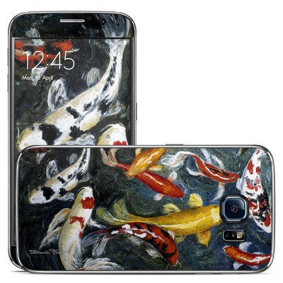 Samsung Galaxy S6 Skin - Koi's Happiness