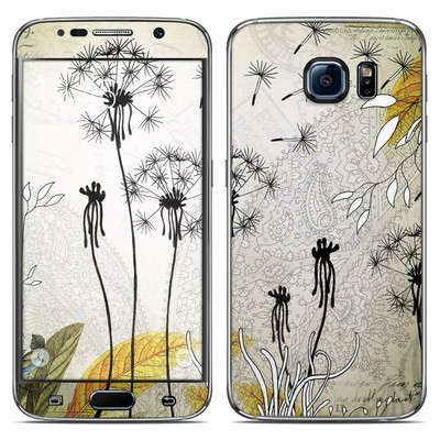 Samsung Galaxy S6 Skin - Little Dandelion