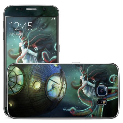Samsung Galaxy S6 Skin - 20000 Leagues