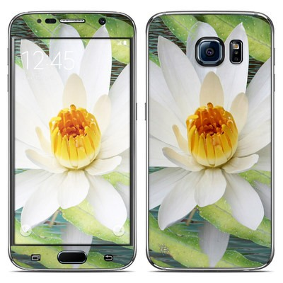 Samsung Galaxy S6 Skin - Liquid Bloom