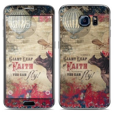 Samsung Galaxy S6 Skin - Leap Of Faith
