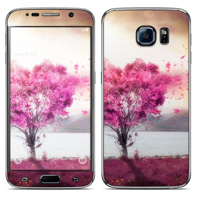 Samsung Galaxy S6 Skin - Love Tree