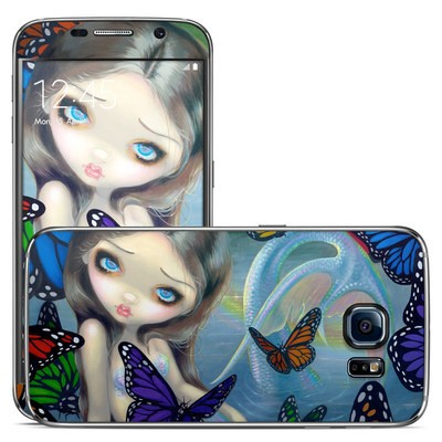 Samsung Galaxy S6 Skin - Mermaid