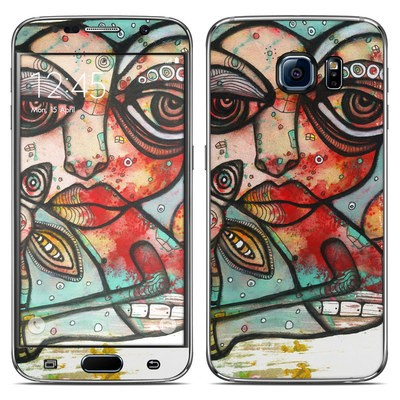 Samsung Galaxy S6 Skin - Mine