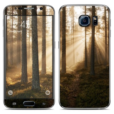 Samsung Galaxy S6 Skin - Misty Trail