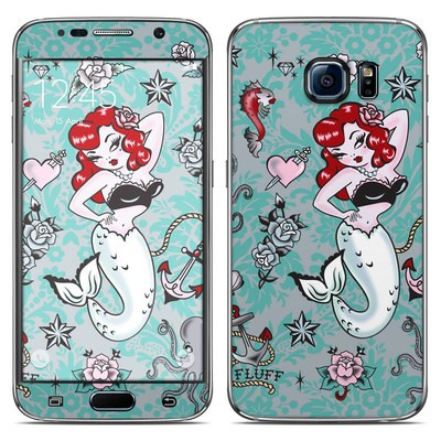 Samsung Galaxy S6 Skin - Molly Mermaid