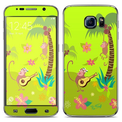 Samsung Galaxy S6 Skin - Monkey Melody