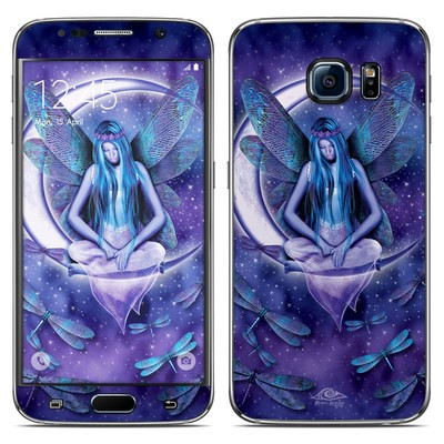 Samsung Galaxy S6 Skin - Moon Fairy