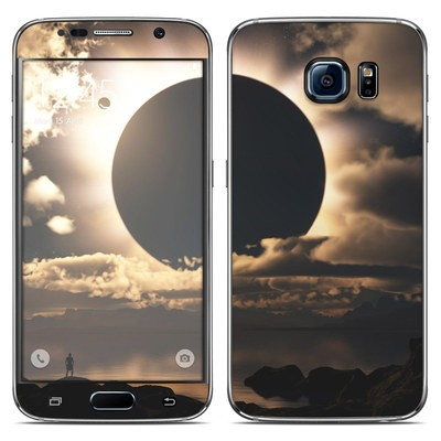 Samsung Galaxy S6 Skin - Moon Shadow