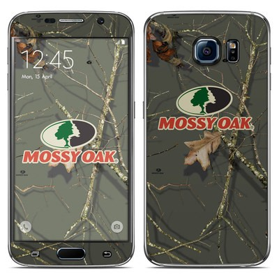 Samsung Galaxy S6 Skin - Break-Up Lifestyles Evergreen
