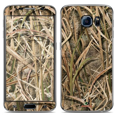Samsung Galaxy S6 Skin - Shadow Grass Blades