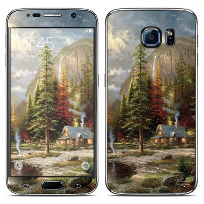 Samsung Galaxy S6 Skin - Mountain Majesty