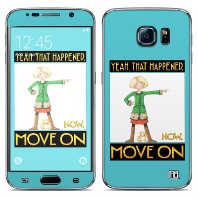 Samsung Galaxy S6 Skin - Move On