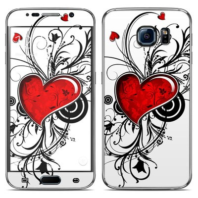 Samsung Galaxy S6 Skin - My Heart