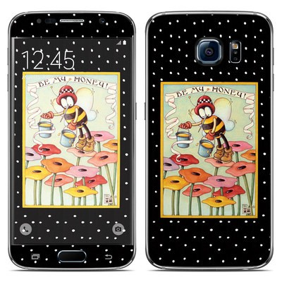 Samsung Galaxy S6 Skin - Be My Honey