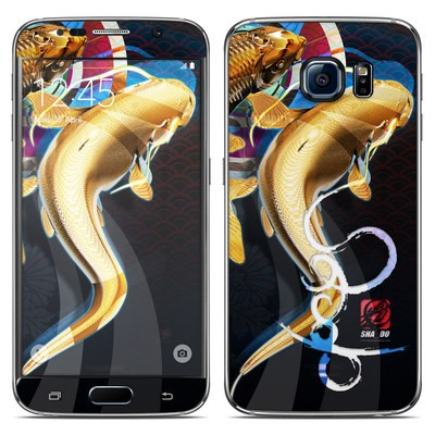 Samsung Galaxy S6 Skin - Namazu and Koi