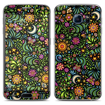 Samsung Galaxy S6 Skin - Nature Ditzy