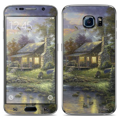 Samsung Galaxy S6 Skin - Natures Paradise