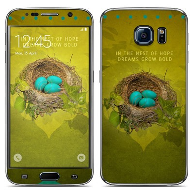 Samsung Galaxy S6 Skin - Nest of Hope