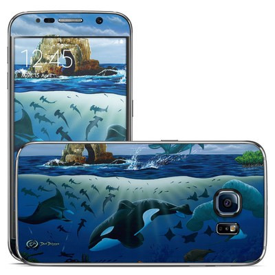 Samsung Galaxy S6 Skin - Oceans For Youth