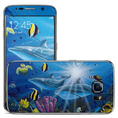 Samsung Galaxy S6 Skin - Ocean Friends