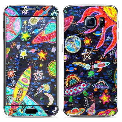 Samsung Galaxy S6 Skin - Out to Space