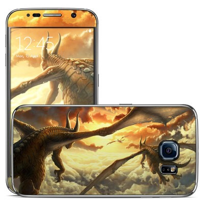 Samsung Galaxy S6 Skin - Over the Clouds