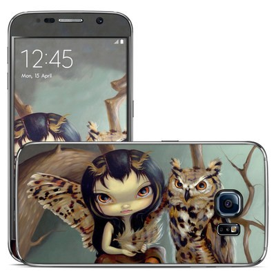 Samsung Galaxy S6 Skin - Owlyn