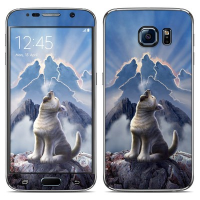 Samsung Galaxy S6 Skin - Leader of the Pack