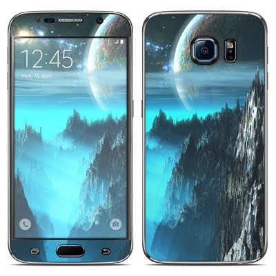 Samsung Galaxy S6 Skin - Path To The Stars