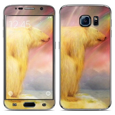Samsung Galaxy S6 Skin - Polar Bear