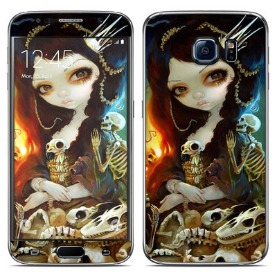 Samsung Galaxy S6 Skin - Princess of Bones