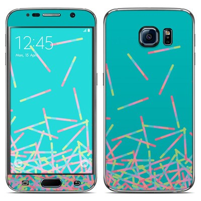 Samsung Galaxy S6 Skin - Pop Rocks Wands