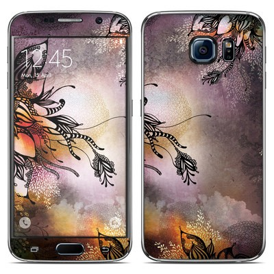 Samsung Galaxy S6 Skin - Purple Rain