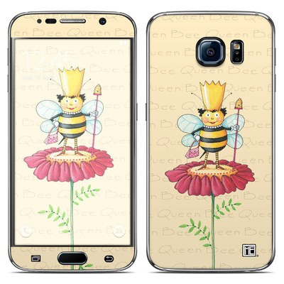 Samsung Galaxy S6 Skin - Queen Bee
