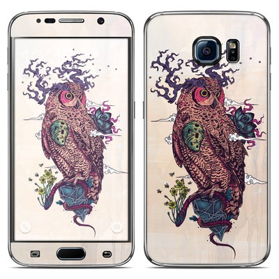 Samsung Galaxy S6 Skin - Regrowth