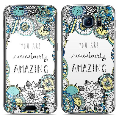 Samsung Galaxy S6 Skin - You Are Ridic