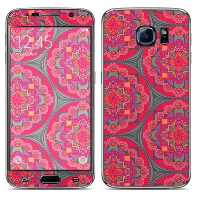 Samsung Galaxy S6 Skin - Ruby Salon