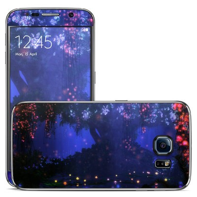 Samsung Galaxy S6 Skin - Satori Night