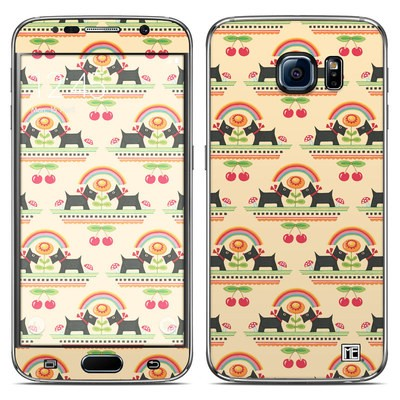 Samsung Galaxy S6 Skin - Scotties
