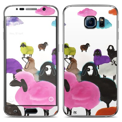 Samsung Galaxy S6 Skin - Sheeps