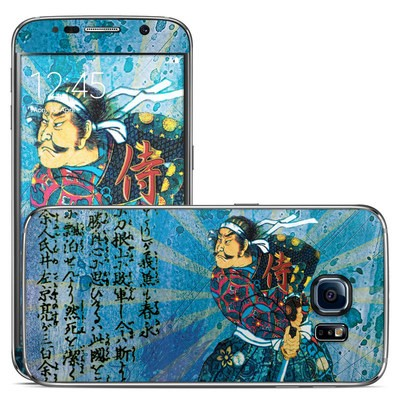 Samsung Galaxy S6 Skin - Samurai Honor