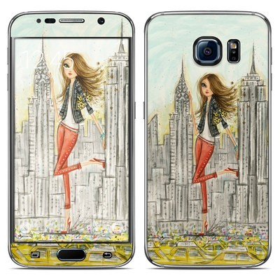 Samsung Galaxy S6 Skin - The Sights New York
