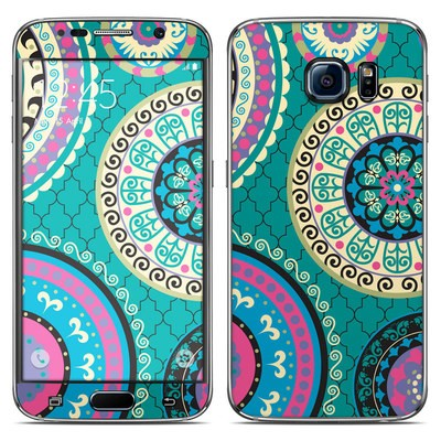 Samsung Galaxy S6 Skin - Silk Road
