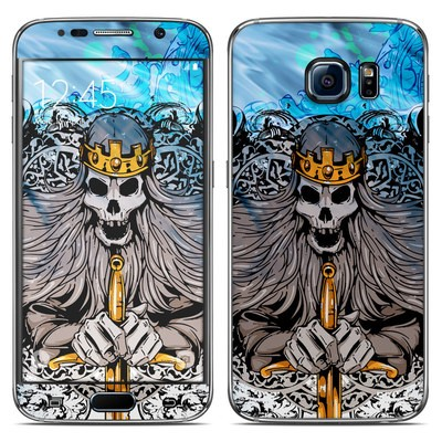 Samsung Galaxy S6 Skin - Skeleton King