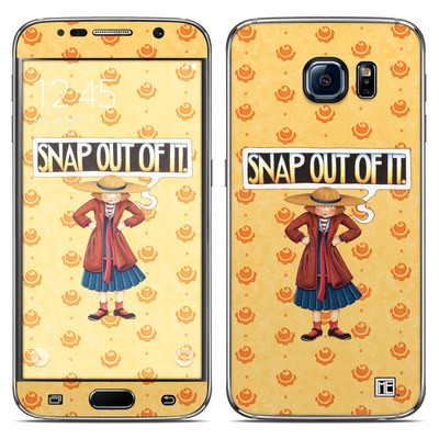 Samsung Galaxy S6 Skin - Snap Out Of It