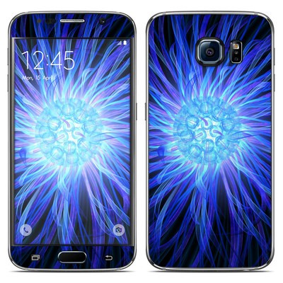 Samsung Galaxy S6 Skin - Something Blue