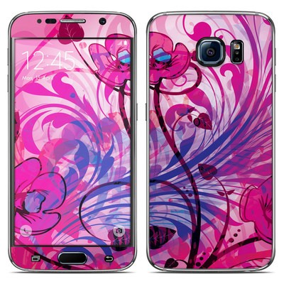 Samsung Galaxy S6 Skin - Spring Breeze