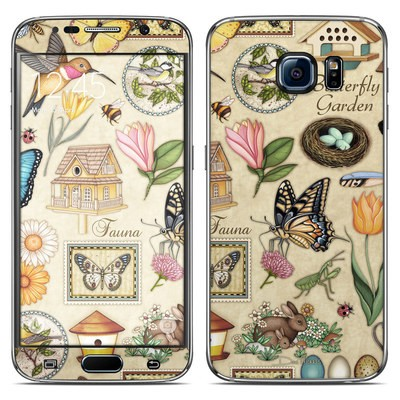 Samsung Galaxy S6 Skin - Spring All