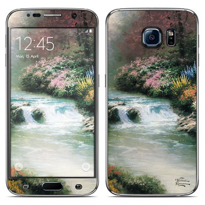 Samsung Galaxy S6 Skin - Beside Still Waters